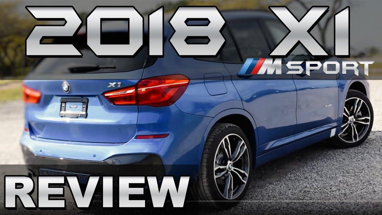 2018 Bmw X1 Full In Depth Review M Sport Estoril Blue