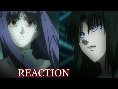 Kara no Kyoukai: The Garden of Sinners Episode / Movie 3 Live Reaction: Pain and pleasure