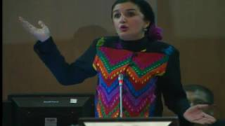 Rosana Alvarado - Sesión 452 - #CódigoEntidadesSeguridad