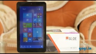iBall Slide i701 tablet review - Running Windows 8 1 for Rs 4999