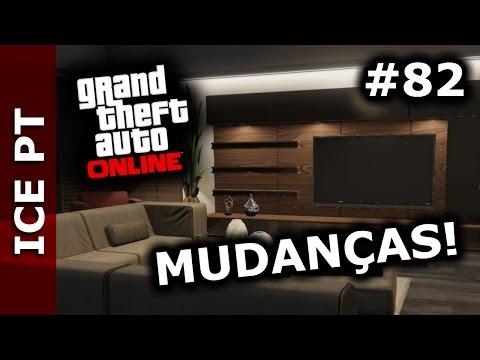 GTA V Online #82 - Novo apartamento Suite Penthouse 3 de luxo! (Português PT/60fps/1080p)