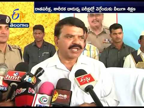 Free Coaching For Police Training In Hyderabad