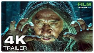 JOURNEY TO CHINA: Full Trailer (4K ULTRA HD - 2018) Jackie Chan, Arnold Schwarzenegger