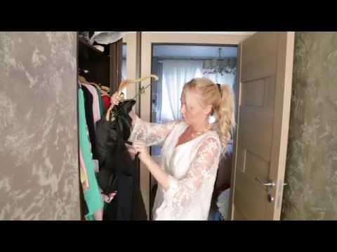 Что в шкафу у Дарьи Пынзарь ???