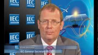 90 years of standardization with Standards Australia - IEC General Secretary & CEO message