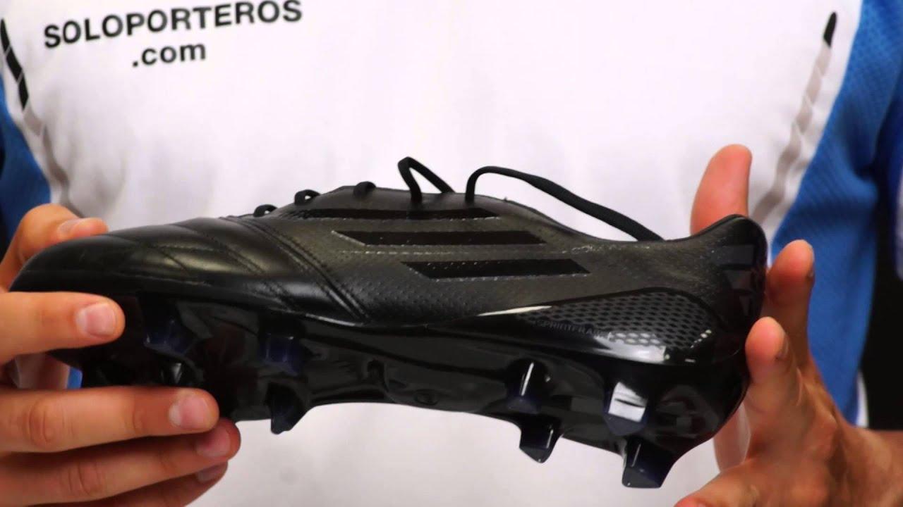 new product 2f003 a7fc0 Review botas adidas adizero F50 blackwhite. Fútbol Emotion