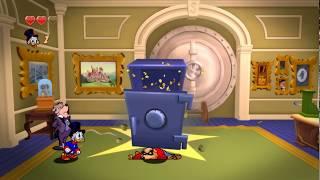 Duck Tales Remastered: Part 1, Intro + Money Bin