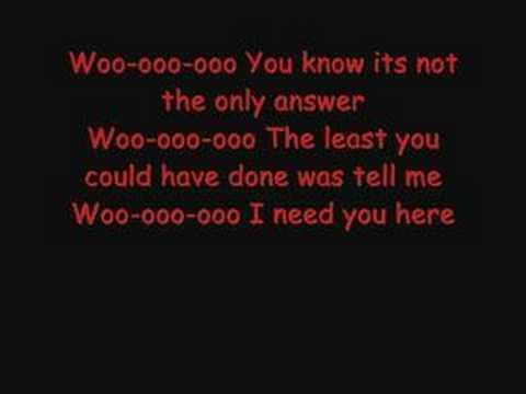 Sarah - Steer Clear Lyrics