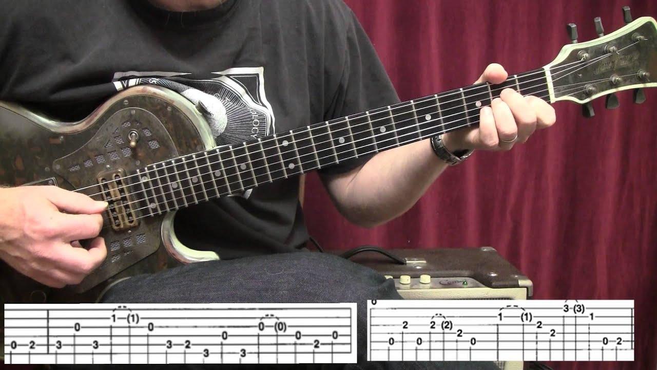 simple man guitar lesson lynryd skynyrd with loop control