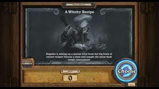 Hearthstone Tavern Brawl, Ep.150 - A Witchy Recipe