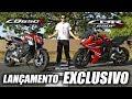 Exclusivo! Novas Honda CB e CBR 650F 2018! E a Hornet?! - MOTO.com.br