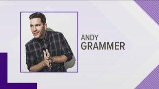 Andy Grammer to headline Volapalooza Music & Arts Festival on April 26
