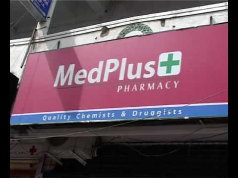 HYDERABAD MEDPLUS PHARMACY MEDICAL STORE TABLETS SYRUPS VIS