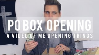 SUPER AWESOME PO BOX VIDEO Thumbnail