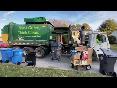 WM ASL 104618 VS. post Xmas recycling