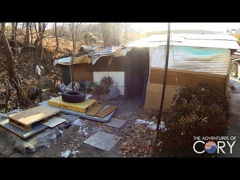 Nokcheon shanty town (Demolished in May 2015) - 🇰🇷 SEOUL WALK
