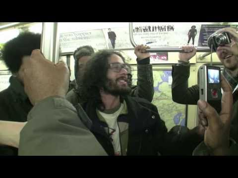 NYC Hip-Hop Subway Series (C Train to Harlem)