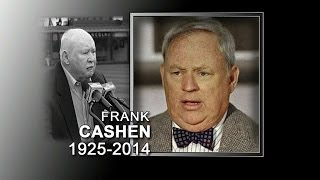 Mets booth honors former GM Frank Cashen