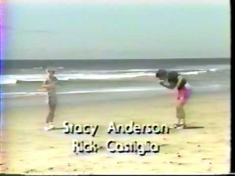 1990 World Beach Freestyle Frisbee Championships, ...