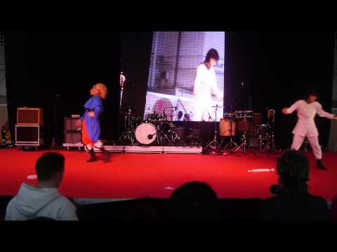 Toulouse Game Show 2014 - Cosplay Groupe - 13 - Axis Power Hetalia