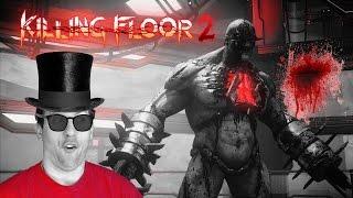 Killing Floor 2 Gameplay Part 1: MARK, NOT HERE!!!! NOT HERE!!!