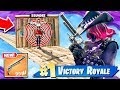 HAUNTED CARNIVAL MINI GAMES in Fortnite Battle Royale