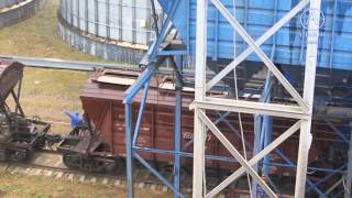 Альянс Старомарьевский элеватор первая погрузка вагонов(, 2015-01-27T13:13:27.000Z)