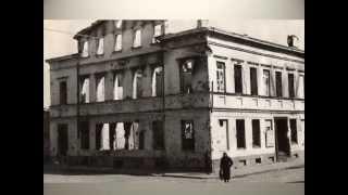 1944.gada jūlijā sagrautā Jelgava