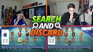Search and Discard vs MBoneHD! FIFA 19 Ultimate Team