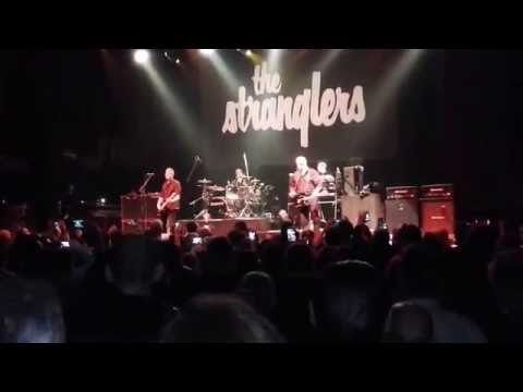 THE STRANGLERS LIVE IN ATHENS 20/11/2016