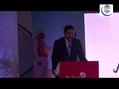 """""""Abu Dhabi Week"""" Makes it's debut in India 