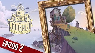 Old Man's Journey - #02 - Wsiąść do pociągu