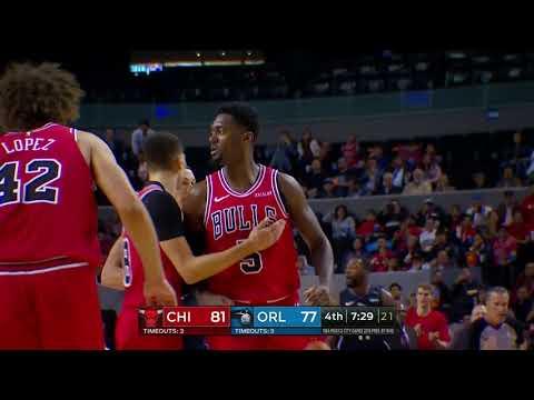 Chicago Bulls at Orlando Magic | December 13, 2018