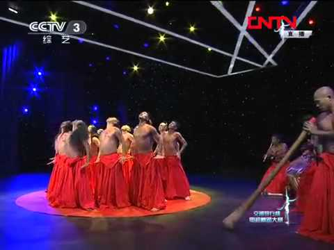 院团综合组10号作品《太阳人》——第六届CCTV电视舞蹈大赛决赛
