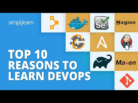 Top 10 Reasons To Learn DevOps | Why Learn DevOps? | Learn DevOps | DevOps Training | Simplilearn