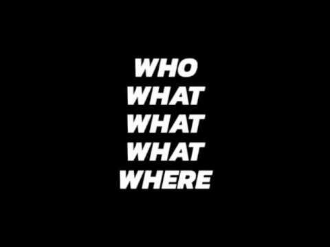 DJ DariiofoxDevz #WhoWhatWhere X Comboio Remix