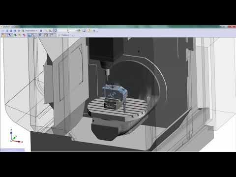 Vero Inspect  - On Machine Inspection / проверка щупом