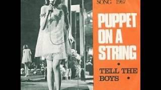 Sandie Shaw -Tell the boys (1967)