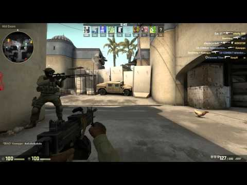 CSGO Private Hack Raged on Public #1