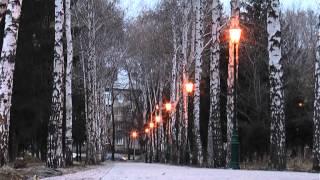 видео Сквер Александровский в Харькове на ХТЗ