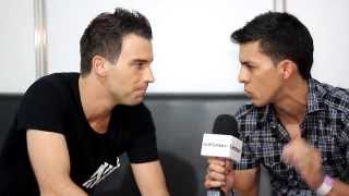 Jochen Miller Entrevista + Especial  Summerland 2014 Supermix.