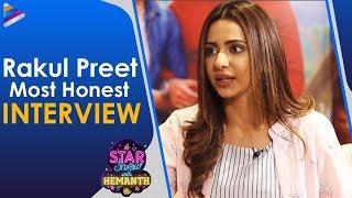 Rakul Preet Most Honest Interview | The Star Show With RJ Hemanth | Dev Telugu Movie | Karthi