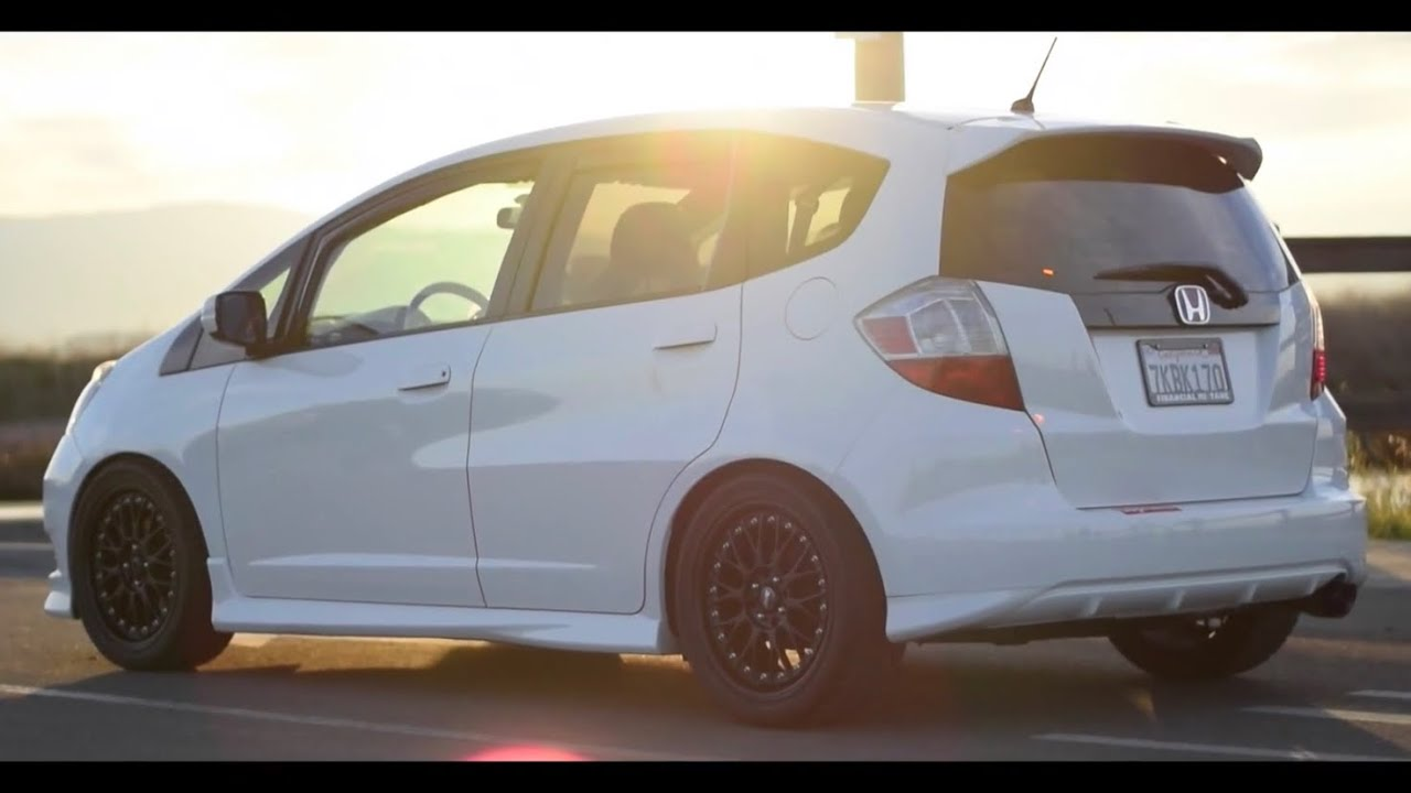 Gian's Honda Fit (GE8) - YouTube