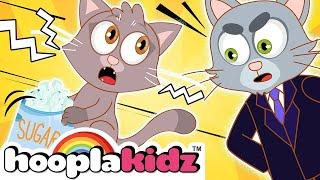 Johny Johny Yes Papa | Kids Songs And More | HooplaKidz