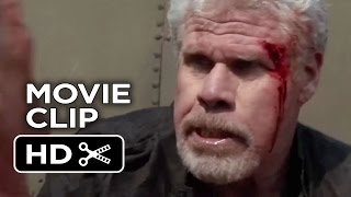 Skin Trade Movie CLIP - Chopper Down (2015) - Ron Perlman Movie HD