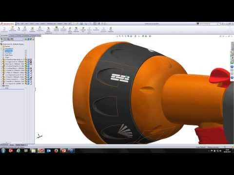Product Design Series Pt1   Solid Surface modeling