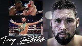 Тони Белью (биография) - от середняка до чемпиона и боя с Усиком