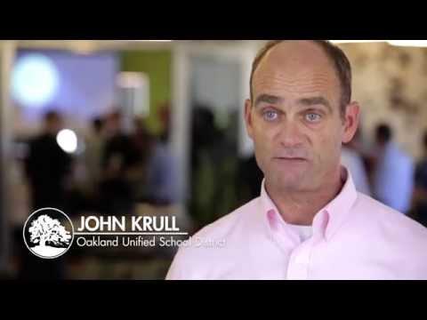 Customer Testimonial - John Krull at Oakland Unified School District