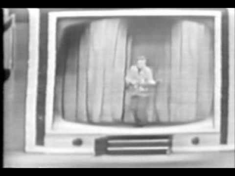 Eddie Cochran - C'mon Everybody (American Bandstand 1958)