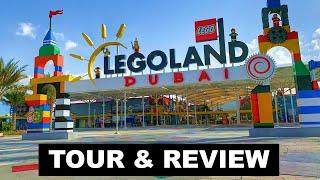 LEGOLAND Dubai Tour and Review With Hyde